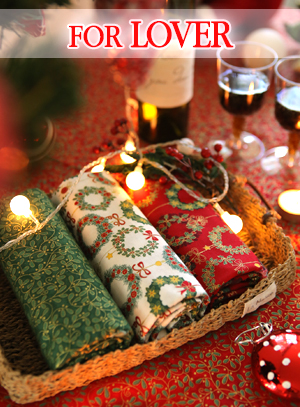 [크리스마스원단/면20수] FOR LOVER (151442)